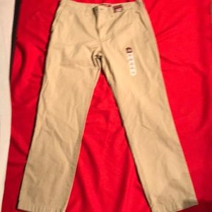 Khakis with tags new
